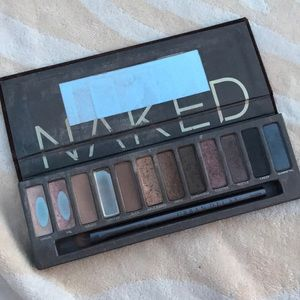Used Naked Palette